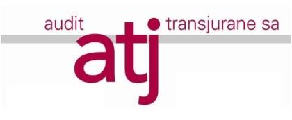 Logo de l'entreprise audit transjurane sa